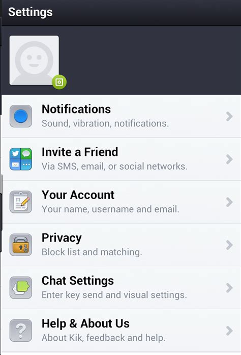 What parents need to know about Kik   KidsPrivacy