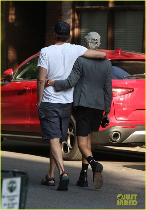 Lee Pace & Boyfriend Matthew Foley Couple Up for NYC