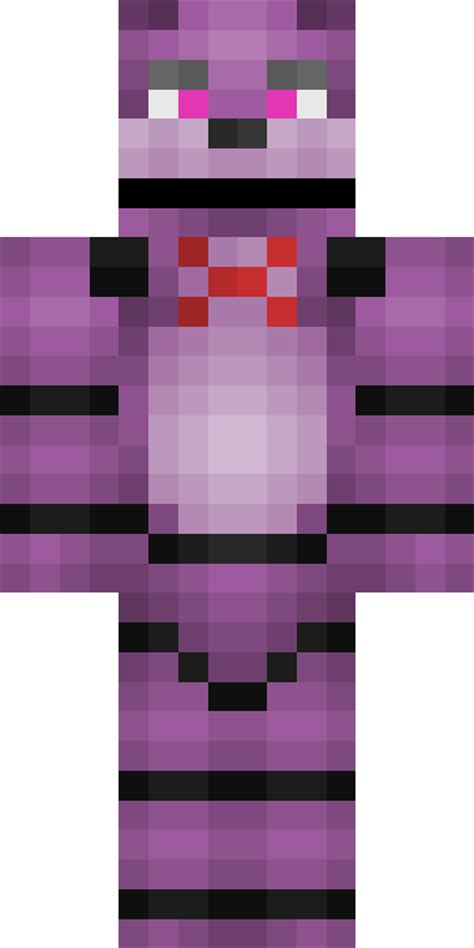 Bonnie The Bunny - Minecraft Skin Finder - SeusCraft