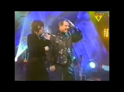 Meat Loaf and Patti Russo: Paradise By The Dashboard Light