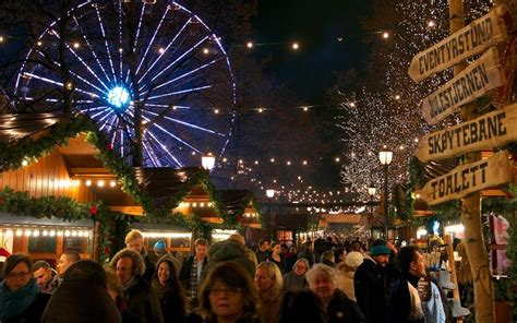Christmas markets in Oslo - Christmas What's on