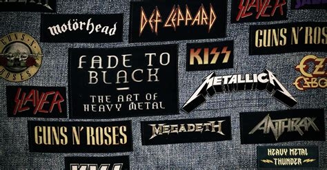 Fade To Black: The Art Of Heavy Metal | uDiscover