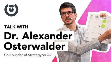 Alexander Osterwalder au Wagon Bordeaux - Business Model