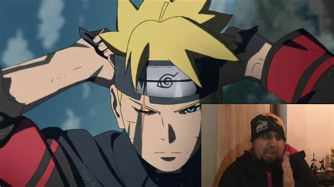 Live Reaction Boruto Naruto Next Generations Episode 1