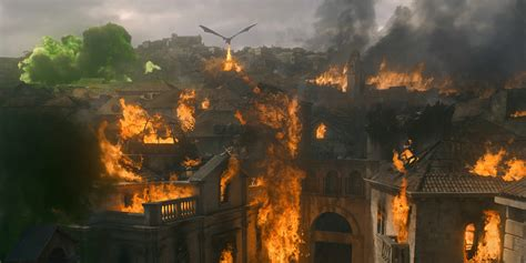 Game of Thrones: Those Green Flames, Explained