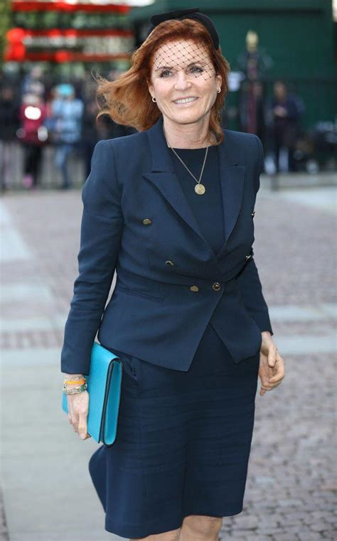 Why Sarah Ferguson Says Her Mother Saw the 'Sign of the