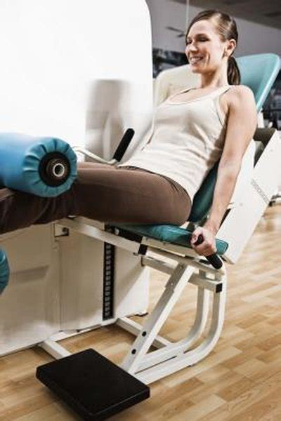 The Best Exercises for the Hamstrings & Adductors - Woman