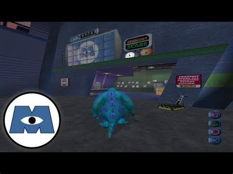 Let's Play Monsters, Inc