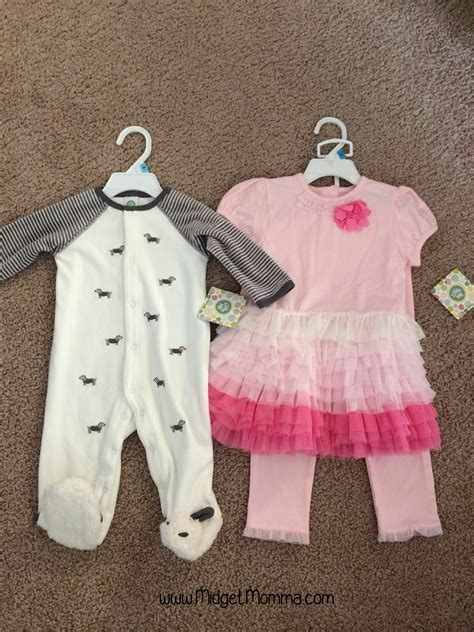 Little Me Baby Clothing Review | Adorable clothing for the