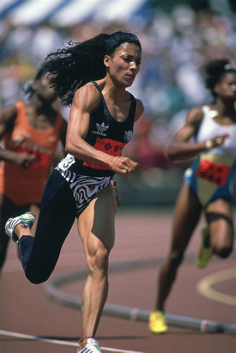 The Fastest Woman in the World Was the Most Fashionable
