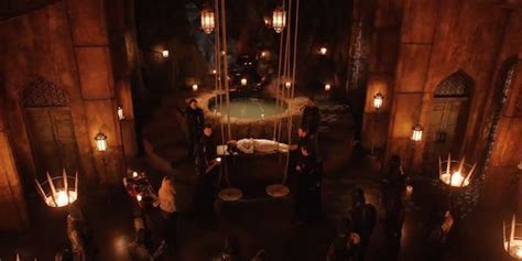 How Arrow Will Use The Lazarus Pit Moving Forward
