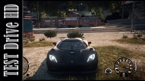 Koenigsegg Agera R - Need for Speed: Rivals - Test Drive