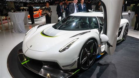 Koenigsegg: The world's fastest car and other speedy