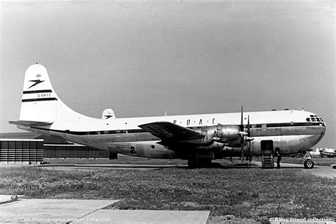 Aviation photographs of Boeing 377 Stratocruiser : ABPic