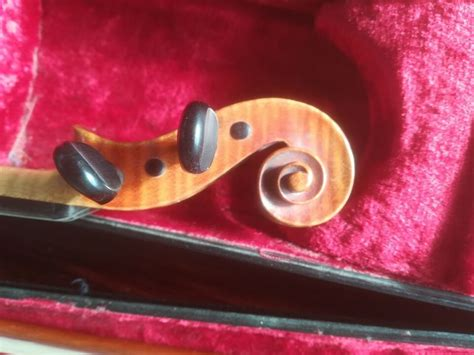 Violin, Tysk Stradivarius model – dba