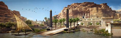 Assassin's Creed Origins Review (in Progress) - A Whole